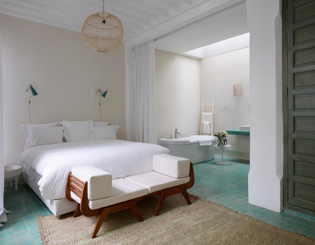 The Suite at Riad Mena